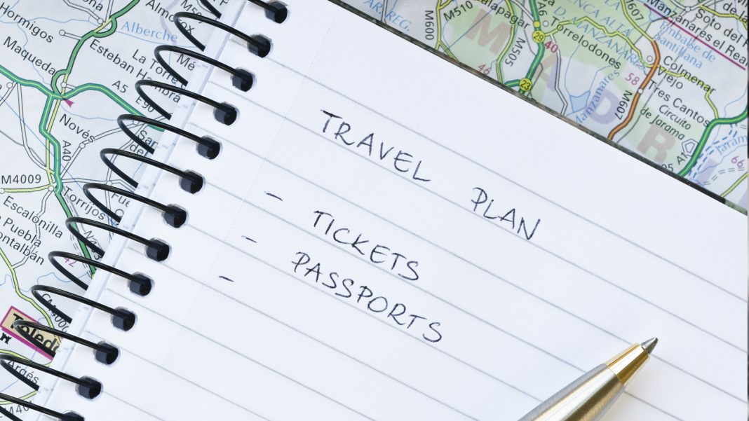 Top 10 Checklist Items Before Leaving for Vacation