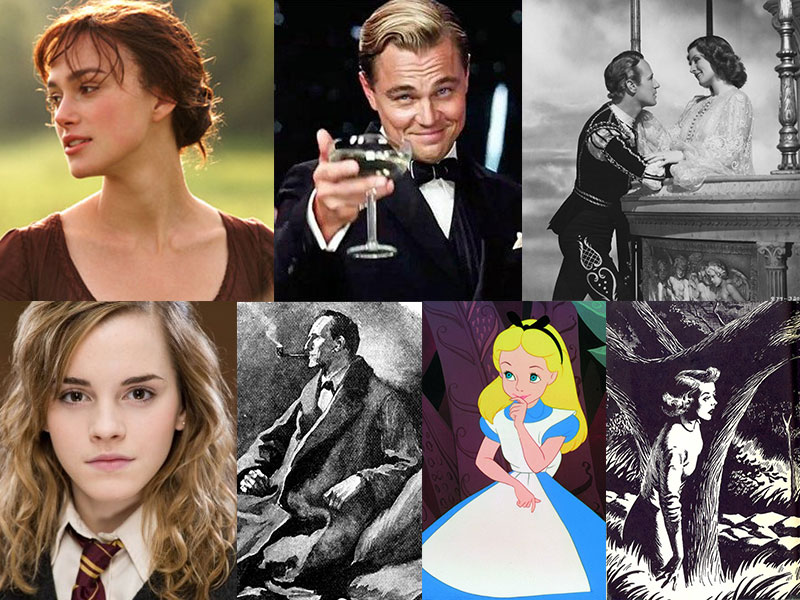 Top 10 Most Beloved Literary Characters