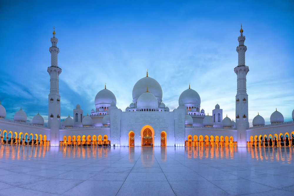 Most Beautiful Mosques in Asia