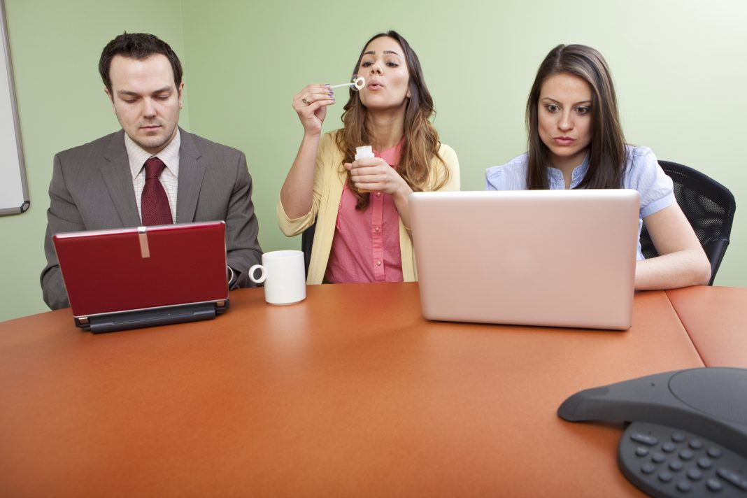 Top 10 Things You Should Never Do at Work