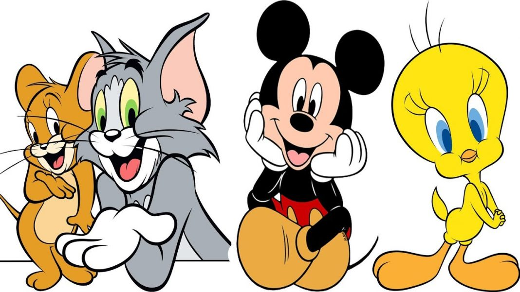 Top 10 Cartoon Characters in Film History