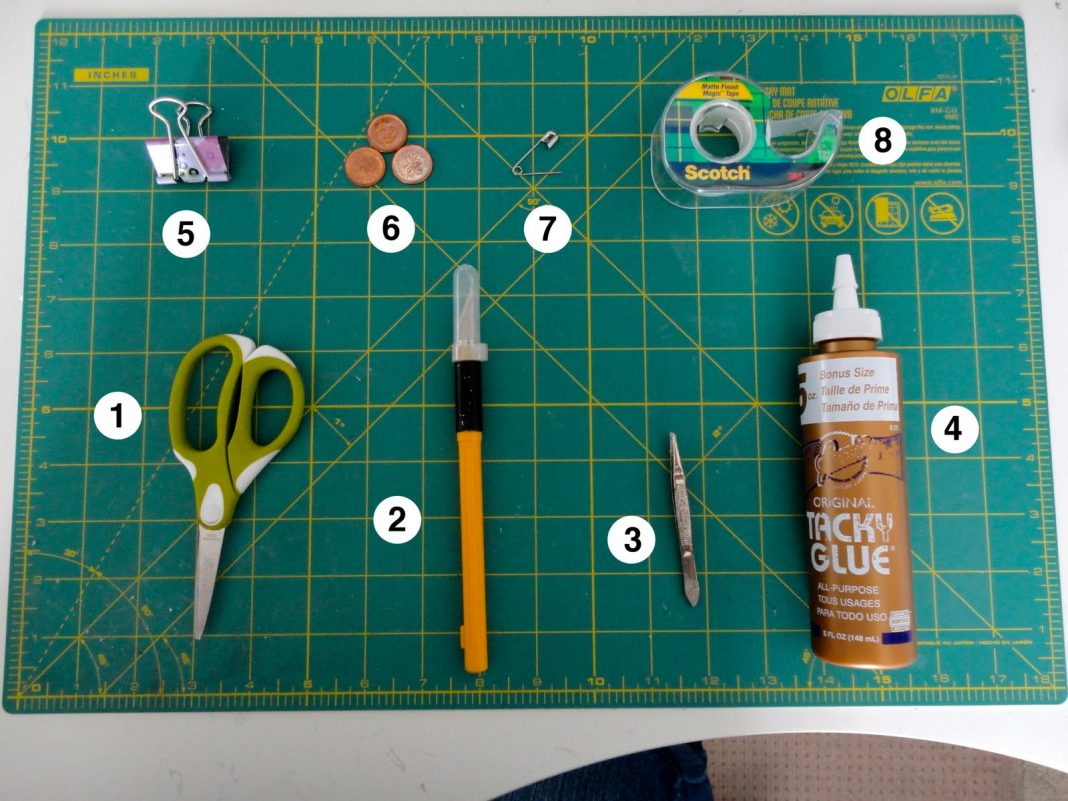Top 10 Essential Craft Tools