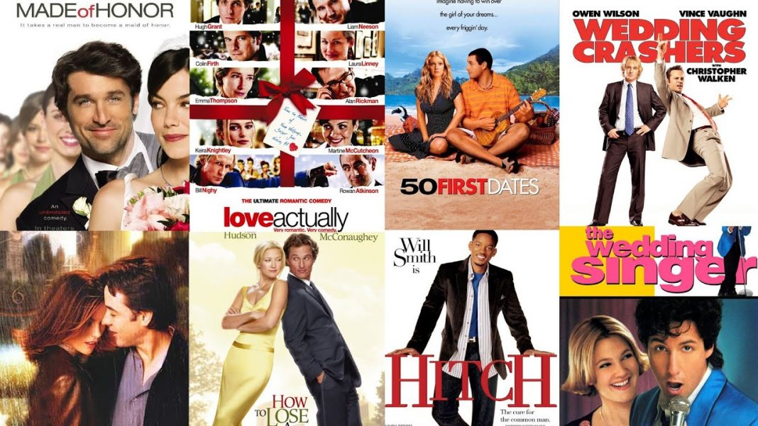 Romantic-Comedy Movies of All Time