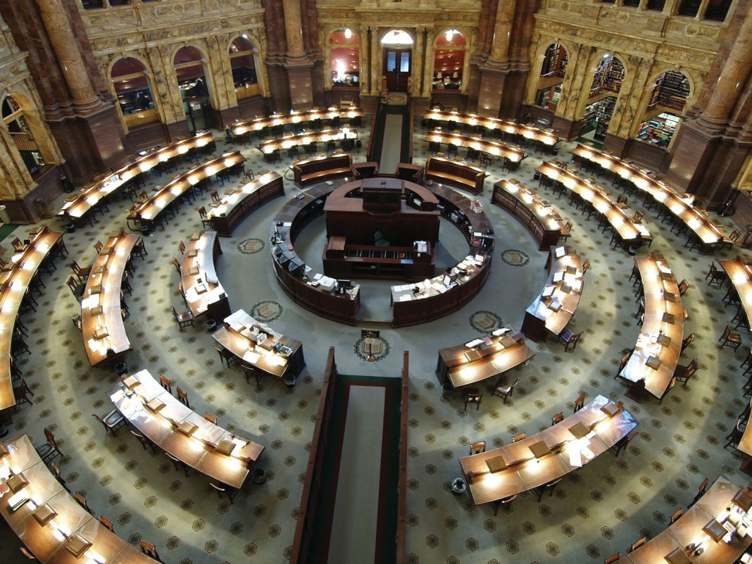 Top 10 Largest Libraries in The World