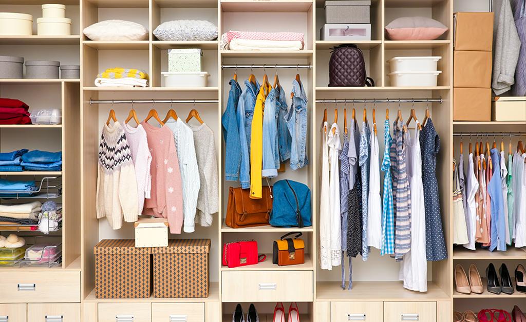 Top 10 Ways to Organize Your Closet