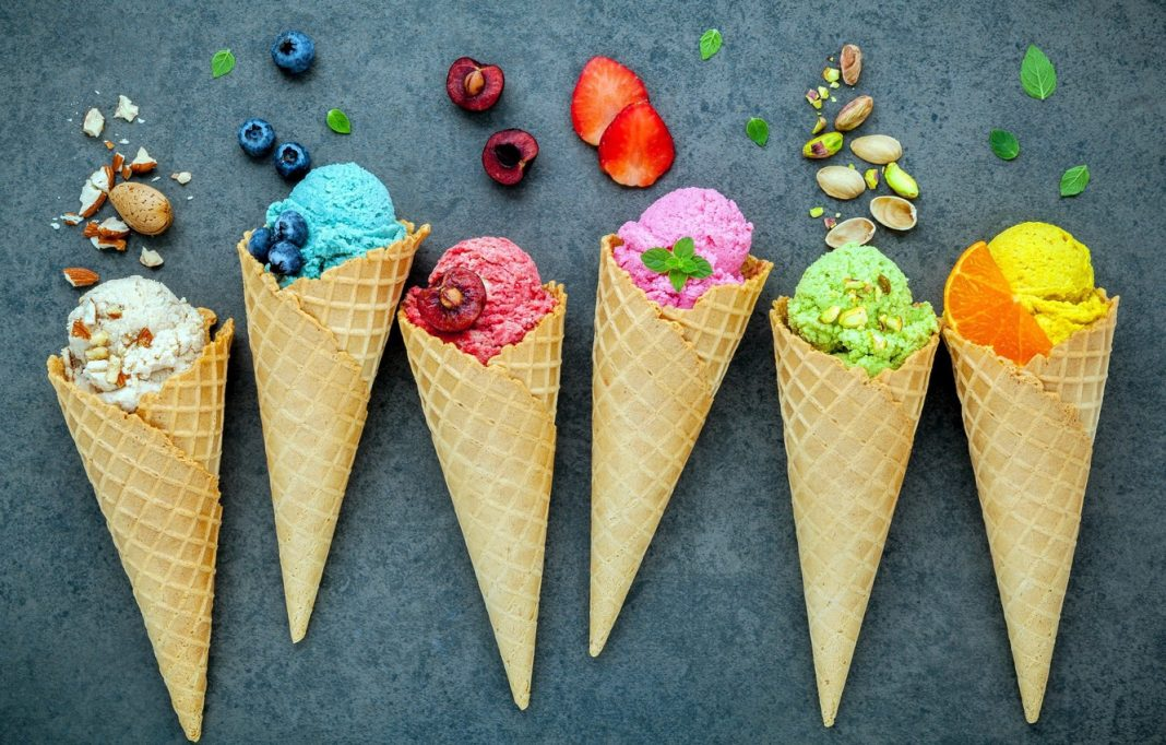 Top 10 Common Ice Cream Flavours to Try